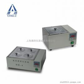 HHS-6S数显水浴锅|双列六孔数显水浴锅