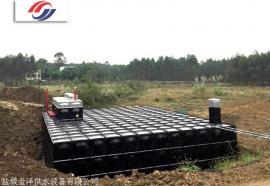 金泽提供地埋式消防水箱定做方案