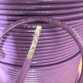 西门子通讯DP紫色2芯屏蔽网线电缆6XV1830-0EH10