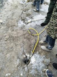 矿山开采可以破石头的机器