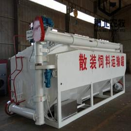 东风15吨散装饲料车 15吨散装饲料车应用