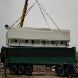造价低的运输散装饲料车 装20方饲料的运输罐
