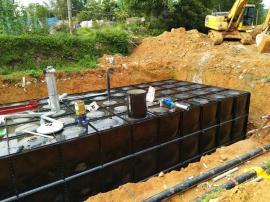 智能箱泵一体化水箱、抗浮地埋箱泵一体化