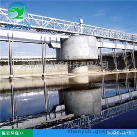 ZQX周边传动全桥式多管吸泥机