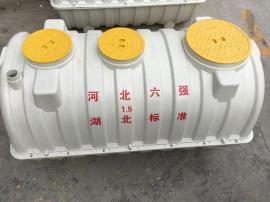 一体式三格化粪池货源稳定