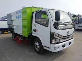 首款国六东风多利卡6吨环卫扫路车(现货)