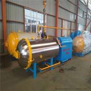 博铭牌0712型碳钢畜禽无害化处理设备 屠宰废料环保型焚烧炉