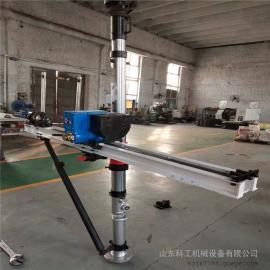 优质矿用ZQJC-950/10.9S气动架柱式钻机 煤矿大扭矩气动钻机