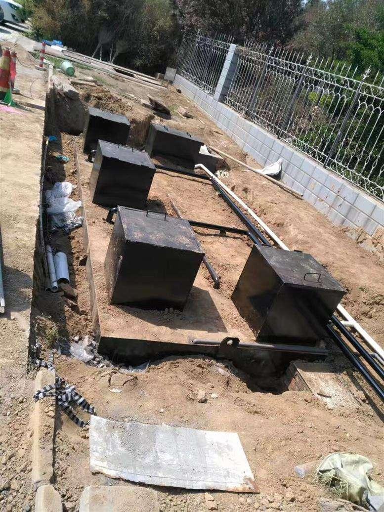 地埋式、小型污水处理设备