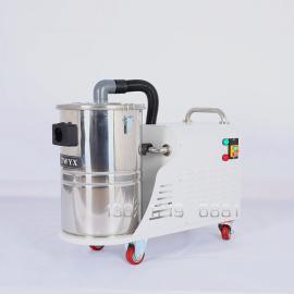 小型工业吸尘器DL1500工业吸尘机废屑颗粒机床吸尘机