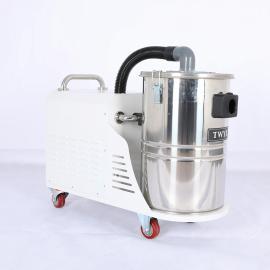 小型工业吸尘器 桶式大功率干湿两用强力移动式工业用吸尘吸水机