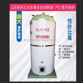 LSS型天然气立式蒸汽锅炉 气量大产气快 酿酒专用蒸汽锅炉