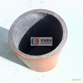超耐磨陶瓷复合管维修方便