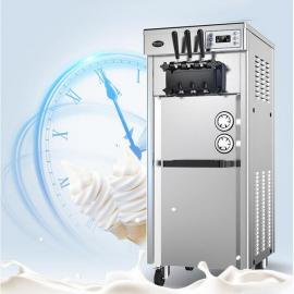彩色冰淇淋机报价,小型冰淇淋机的报价,冰淇淋机加盟店