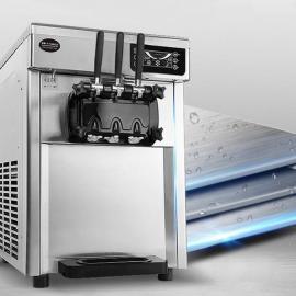 小型冰淇淋机器,冰淇淋机的使用方法,柜式冰淇淋机