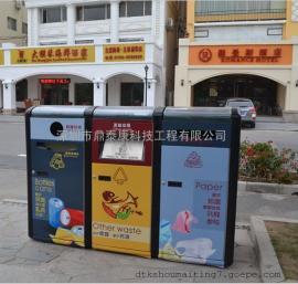 医疗垃圾收集桶样品 社区垃圾分类垃圾桶售后保障