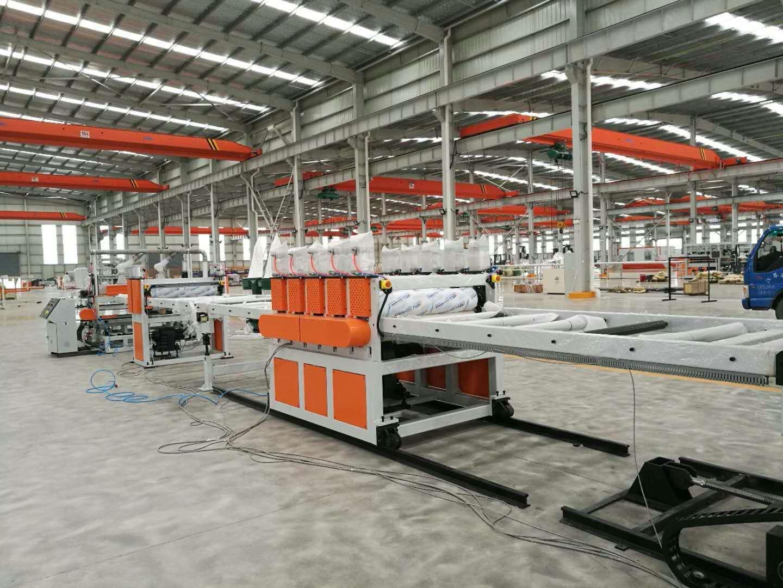 中空建筑模板设备