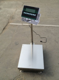 150kg防爆计重台秤,化工厂专用计重电子台秤