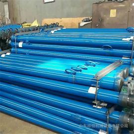 DW31.5-200/100外注式单体液压支柱 抗偏载矿用单体液压支柱
