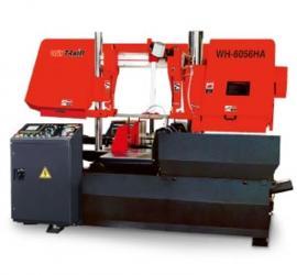 半自动双立柱卧式锯床 全自动威全WH-5542SA 带锯床全国联保