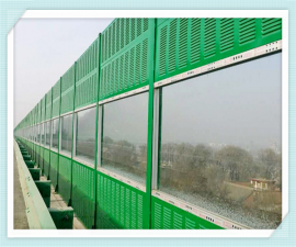 公路声屏障材质 喜振声屏障 声屏障安装介绍