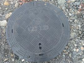 球墨铸铁重型五防井盖安全性高