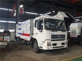 东风天锦中型多功能扫路车 高质量的洗扫车有现车包邮