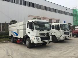 5吨东风多利卡底盘清扫车 石膏厂用道路清扫车现货