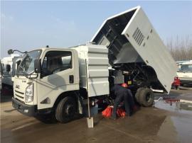 小型煤矿厂专用扫地车 大功率清扫车有现车包邮