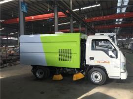 6吨多功能扫地车 绿化扫路车订制