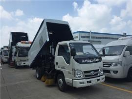 煤场多功能扫地车 清扫型扫路车每日资讯