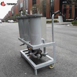 通瑞便携式加油小车/过滤加油设备YL-B-30