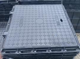 球墨铸铁圆形方形井盖点进来看看