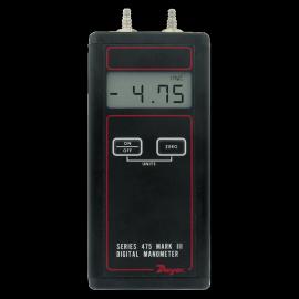 Mark III Dwyer 475-000-FM手持数字压力计