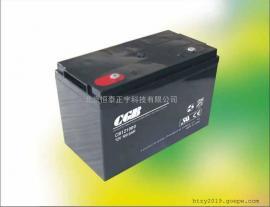 CGB蓄电池CB12650阀控式铅酸12V65AH
