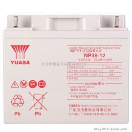 汤浅阀控密封式铅酸蓄电池NP100-12 12V100AH/10HR三年保修
