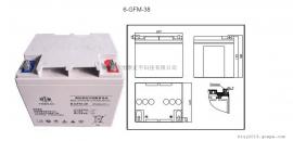双登铅酸蓄电池6-GFM-65阀控密封式12V65AH/C10原装正品