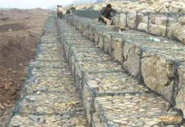 生态格网在河堤中的应用施工技术