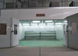 标准无尘水帘喷漆房 水帘工业喷漆房 上门安装