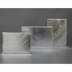 陶瓷硅酸铝陶瓷纤维板和纳米隔热板的区别