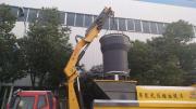 分类深埋式吊装垃圾桶