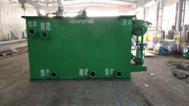 1m3/h一体化医疗废水处理设备