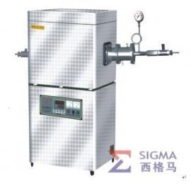 SGM・T60/16高温真空气氛管式电阻炉 陶瓷烧结1600 ℃实验马弗炉