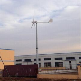 楼房风力发电机 房顶可安装家用小型风力发电机