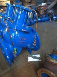 高压控制阀 多功能水泵控制阀 PN64