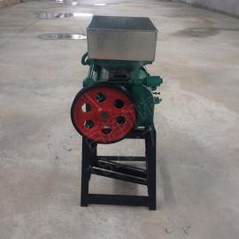 小型压片机绿豆挤扁机五谷杂粮挤扁机对辊式挤扁机