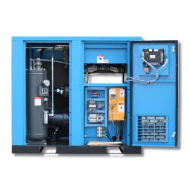 7.5kw单极螺杆压缩机 空气压缩机 变频螺杆空压机