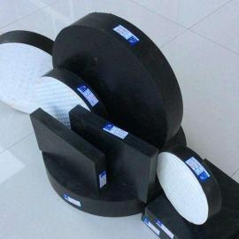 板式橡胶支座 聚四氟乙烯板橡胶减震支座300*400*65矩形支座
