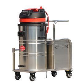电瓶式吸尘器工业用充电式吸尘器大面积场所用移动式吸尘器