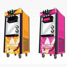 冰激凌制作机器报价,雪糕机冰激凌机,意式冰激凌机